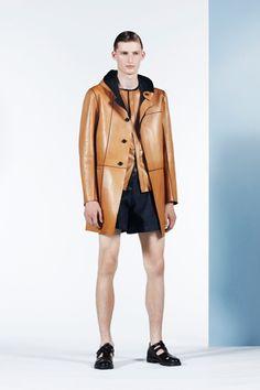 Fendi Spring 2013 Menswear