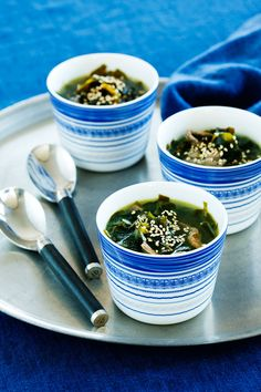 Korealainen keitto | Resepti