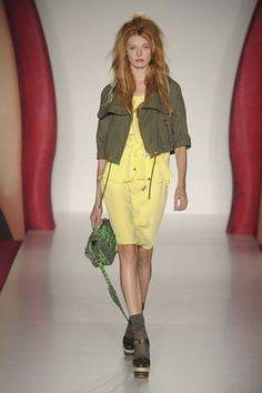 collection S/S 2012  Mulberry