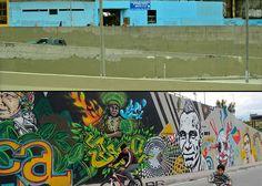 ¿Por qué a Rafael Pardo no le gustan los grafitis?