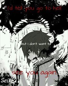 Je te dirais bien d'aller en enfer, mais je ne veux plus te revoir