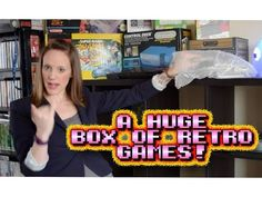 A Box full of Retro Games! (TheGebs24)