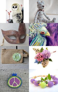 Only good news by Ayala Adler on Etsy--Pinned with TreasuryPin.com