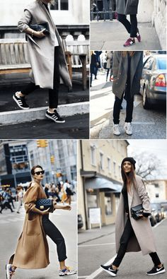 659f435f538 Modern and Fresh Ways to Pull off the Casual-Chic Sneaker Trend