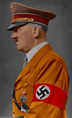 Hitler at the Olympic Games 1936
