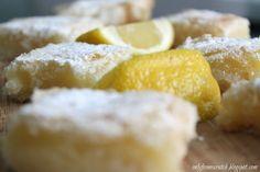 Only From Scratch: Paula Deen's Lemon Bars