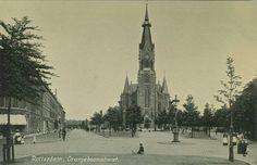 Oranjeboomstraat Rotterdam (jaartal: 1900 tot 1910) - Foto's SERC