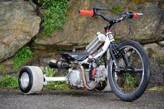 PROJECT: RC Powered Drift Trike!!!