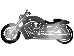 Motorcycle Wall Art metal motorcycle wall art & more | our metal work | pinterest
