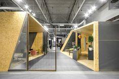 MILKE pavilion by mode:lina, Poznan – Poland » Retail Design Blog