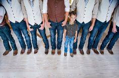 rustic, jeans, boots, groom style // Kristy Klaassen Photography