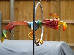 Wrench parrot