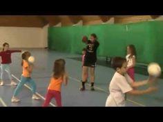 Minihandball camp