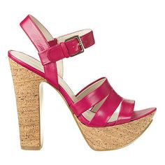 hot pink @ninewest #FlashingOurBrights  If my soul were shoes, these might be it.