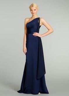 Glorious Sheath Column One Shoulder Floor Length Bridesmaid Dress Bbjh0162 $147.80 Bridesmide Dress,Bridesmide Dress,Bridesmide Dress,Bridesmide Dress