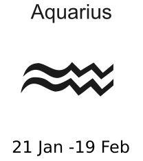 Aquarius - aquarius Photo