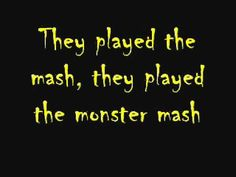 Monster Mash Lyrics!! Monster Mash in Lansing, Michigan this year. Check out http://www.lansing.org/events/fallfun/ for more halloween attractions! #FamilyFun