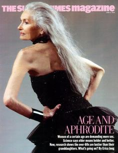 Daphne Selfe at the age of 82