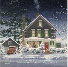 Holiday Visit by Fred Swan