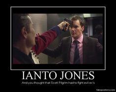 Ianto Jones vs. the ex
