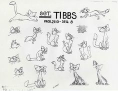 Academy of Art Character and Creature Design Notes: Model Sheets 101-Part 2