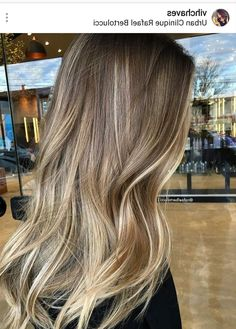 Dirty Blonde Balayage On Black Hair Golden Blonde Hair, Blonde Hair Looks, Brown Blonde Hair, Brunette Hair, Caramel Blonde Hair, Golden Brown Hair, Honey Blonde Hair, Light Brown Hair, Light Hair