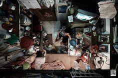 /// Fotografías de Hong Kong y sus diminutos espacios (Society for Community Organization)
