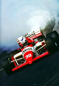 Jonathan Charles Palmer (GBR) (West Zakspeed Racing), Zakspeed 841 - Zakspeed 1500/4 1.5 L4 (t/c) (1985)