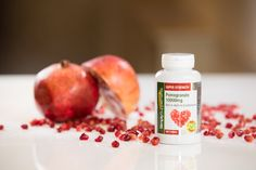 Pomegranate 10,000mg  - For heart and circulation - Strongest on the market - UK made and GMP approved - Suitable for vegetarians