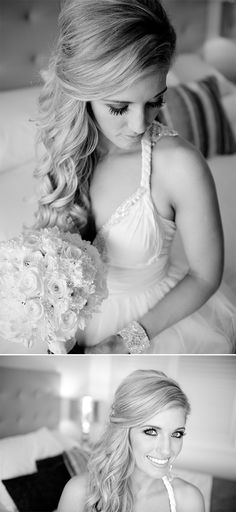Romantic Beach Wedding by Kylie Maree Photography