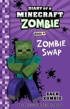 Zombie has swapped bodies with his Human friend, Steve and just needs to survive in his Human body until the next full moon, but he has to get used to having eyeballs, a nose, and guts that don't hang out.   Plus, the biggest event of the year at Human School is coming up -a Minecraft death match - where winning makes you the most popular kid at school! Will an unlikely friendship show Zombie that its whats on the inside, not just rotten guts, maggots and mould that counts?!