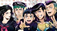 JoJo's Bizarre Adventure – Diamond wa Kudakenai