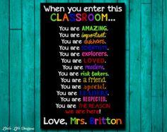 Teachers appreciation gifts