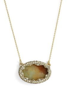 House of Harlow 1960 'Tanga Coast' Pendant Necklace available at #Nordstrom