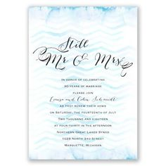 Once Again Vow Renewal Invitation Pinterest Vow renewal