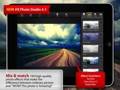FX Photo Studio HD for iPad