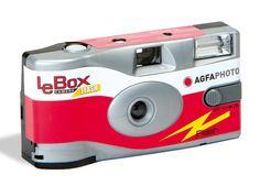 Feestartikelen diversen, Wegwerp camera met flitser en 27 fotos  bij Feestwinkel Fun en Feest Belgi�. Online Wegwerp camera met flitser en 27 fotos  bestellen