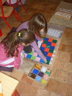 Montessori avec les 6-12 ans: réflexions générales