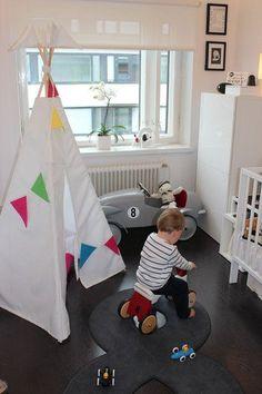 Casimir's Modern Finnish Nursery My Room