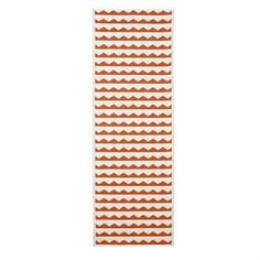 Gittan Matto 70 x 250 cm, Tomato - Brita Sweden - Brita Sweden Plastic Foil, Floors And More, Swedish Weaving, Kitchen Mat, Rug Making, As You Like, Sweden, Scandinavian, Carpet