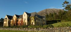 Lough Inagh Lodge, Recess Hotels, Mansions, House Styles, Home Decor, Decoration Home, Manor Houses, Room Decor, Villas, Mansion
