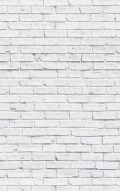 Clean White Brick Wall Mural, custom made to suit your wall size by the UK's for murals. Custom design service and express delivery available. s bedrooms Clean White Brick Wallpaper Mural Brick Wallpaper Mural, White Brick Wallpaper, Iphone Background Wallpaper, Aesthetic Iphone Wallpaper, Aesthetic Wallpapers, Brick Wallpaper Iphone, Dark Wallpaper, White Wallpaper For Iphone, News Wallpaper