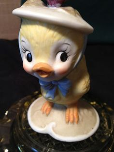 Lefton China Hand Painted Easter Baby Chick Beautiful 03304   eBay