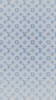 ルイヴィトンモノグラムブルー/LOUIS VUITTON iPhone壁紙 Wallpaper Backgrounds iPhone6/6S and Plus LOUIS VUITTON