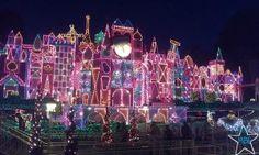 Enjoying the Holiday's at Disney Parks