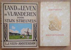 Online veilinghuis Catawiki: Literatuur  Lot met 2 uitgaven van Stijn Streuvels - ca 1923 / 1939