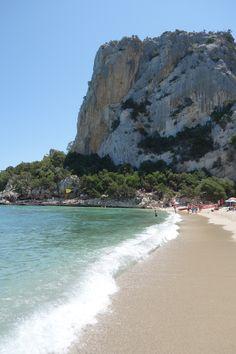 Cala luna beach, Cala Gonone, Sardinia
