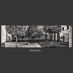 Meridiana claridad (Sofía Serra): Patio interior