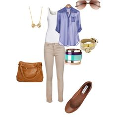 """""""purple and brown"""" by jacoberly on Polyvore"""