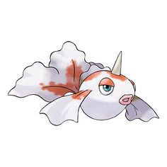 Goldeen - Water